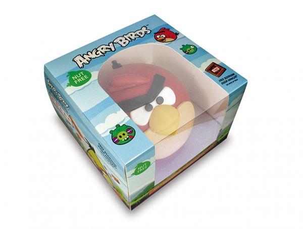 Angry Birds Birthday Cake Asda