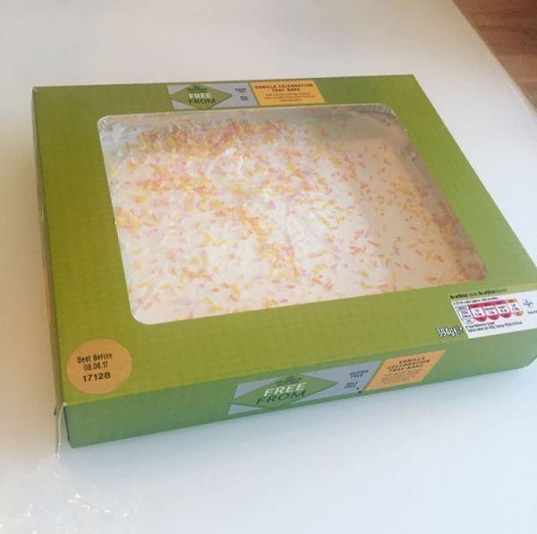 Morrisons Bakery Birthday Cakes