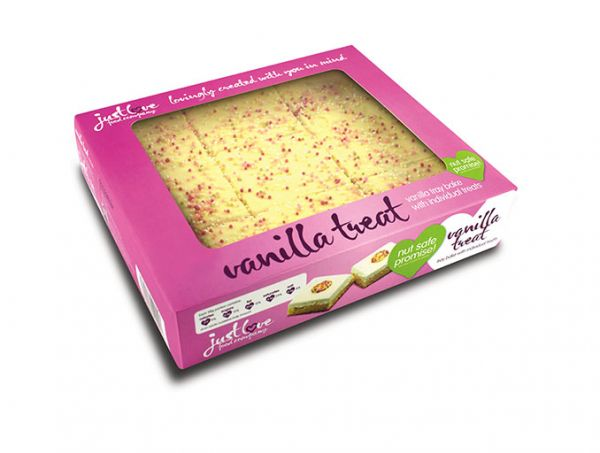 Nut Free Cakes In Supermarkets Just Love Food Company
