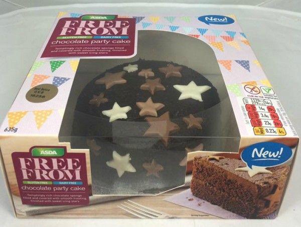 Asda birthday cakes with photo