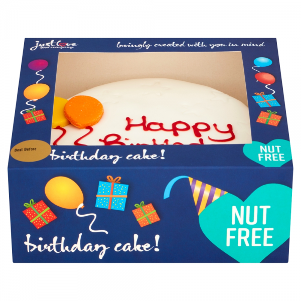 Awesome Just Love Food Company Available In Supermarkets Personalised Birthday Cards Cominlily Jamesorg