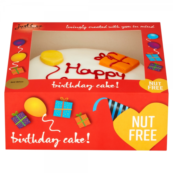 Excellent Just Love Food Company Tesco Funny Birthday Cards Online Eattedamsfinfo